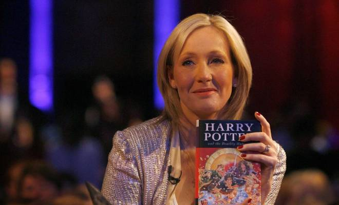 JK Rowling Ungkap Fakta Asal-usul Harry Potter Sekaligus Klarifikasi Seputar Salah Duga Penggemarnya