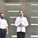 Jokowi: Meski Ada Corona, Proyek Nasional Harus Jalan Terus!