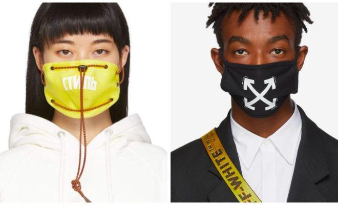 Ketika Masker Beralih Jadi Objek Fashion, Tatanan Sosial Dunia Dipaksa Berubah