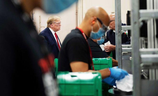 Mulai Panik, Gedung Putih Sampai Jadwalkan Tes Covid-19 Tiap Hari untuk Trump dan Seluruh Pengawal Pribadinya