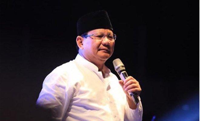 TIKTAK.ID - Seperti Jokowi, Prabowo Subianto Ternyata Juga Penggemar Lagu Didi Kempot