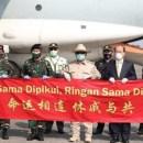 Beredar Foto Prabowo dengan Tulisan China, Denny Siregar: Hati-hati Difitnah Antek Komunis