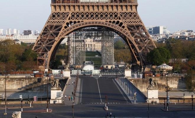 Prancis Siapkan Kamera Pengawas Pantau Ketaatan Warga Gunakan Masker dan Jaga Jarak Sosial
