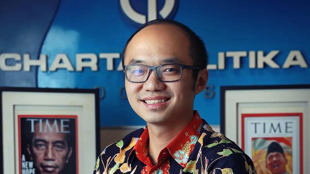 Ramal Pemenang Pilpres 2024, Yunarto Wijaya: Biasanya yang Mengejutkan yang Menang