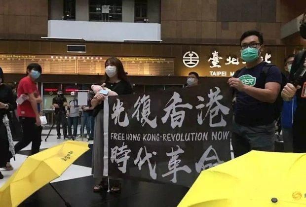 Hong Kong Ancam Cabut Status Pusat Keuangan Khusus untuk Amerika