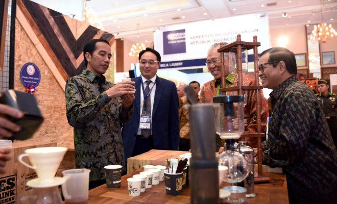 TIKTAK.ID - Jokowi Janji Beri Modal Darurat untuk UMKM Terdampak Pandemi Corona