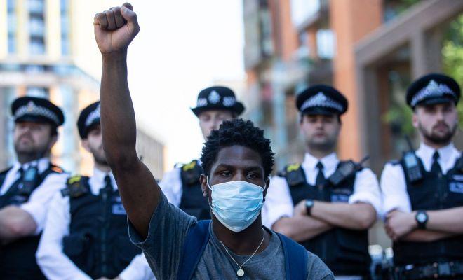 Marak Aksi Solidaritas Internasional untuk Demonstran Amerika di Seluruh Dunia