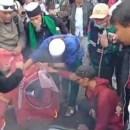 Bendera PDIP Dibakar, Megawati Geram: Rapatkan Barisan, Tempuhlah Jalan Hukum!