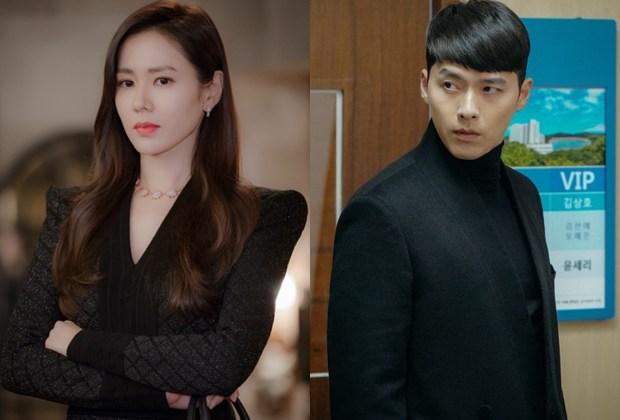 Pasangan Hyun Bin-Son Ye Jin 'Crash Landing on You' Menang Baeksang Arts Award 2020