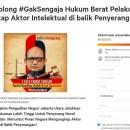 Bisakah Petisi Online 'Tuntut Hukum Berat Penyiram Novel' yang Sudah Diteken Puluhan Ribu Orang, Ubah Putusan?