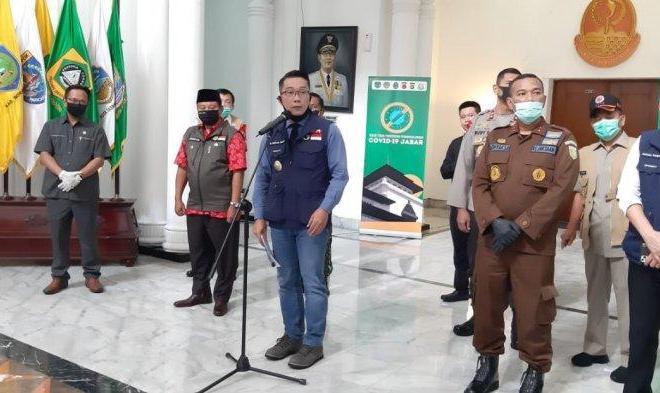 Apresiasi Pejuang Covid-19, Ridwan Kamil Prioritaskan Anak Tenaga Medis Masuk SMA Negeri