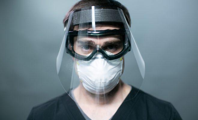 Seberapa Efektif Face Shield untuk Cegah Corona?