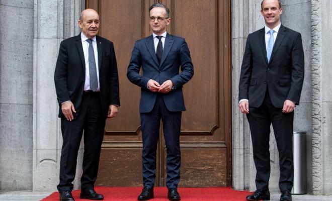 Tiga Negara Eropa Tolak Usulan AS Soal Sanksi PBB kepada Iran