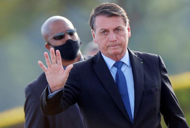 MA Perintahkan Bolsonaro Tampilkan Kembali Data Total Kasus Covid-19 di Brasil