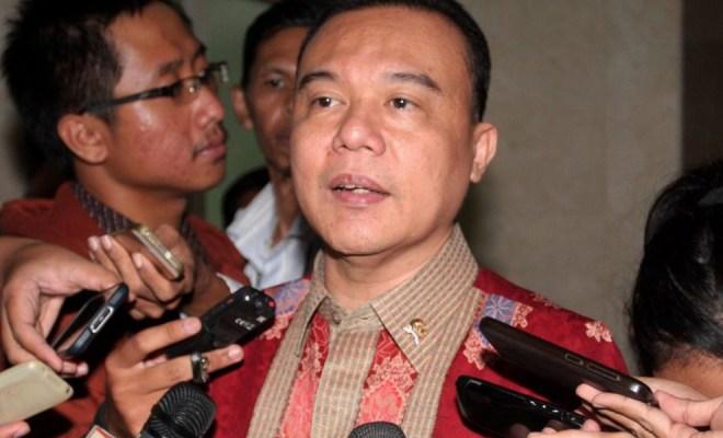 Soal Kabar Reshuffle, Gerindra Pasrahkan Nasib Prabowo dan Edhy ke Jokowi