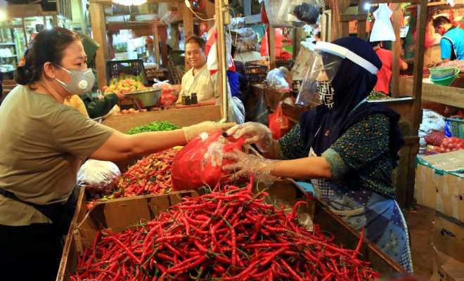 Begini Cara Memperlakukan Barang Belanjaan dari Pasar Agar Tak Tertular Puluhan Pedagang yang Positif Corona