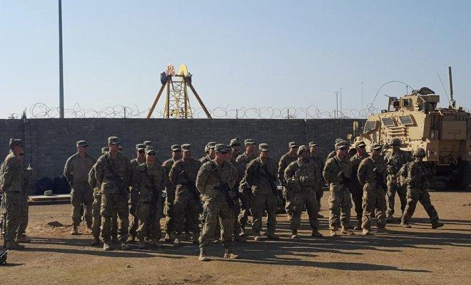 Benarkah Amerika Sepakat Segera Tarik Pasukannya dari Irak?