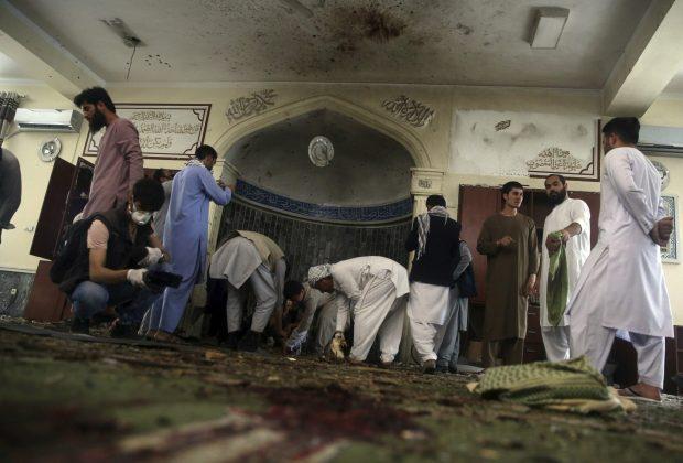 Serangan Bom Saat Salat Jumat di Kabul Tewaskan Imam Salat