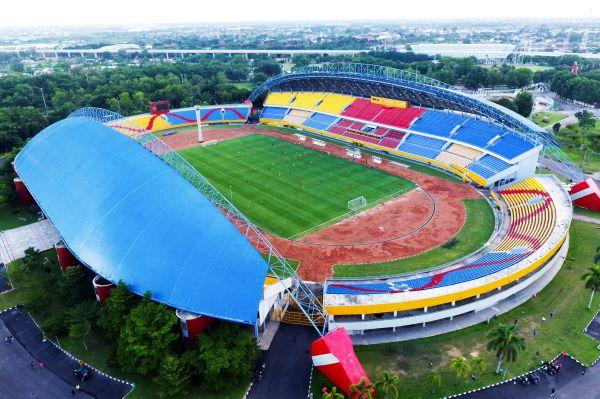 Ditunjuk Jadi Venue Piala Dunia U-20, Stadion Jakabaring Siapkan Fasilitas Pendukung