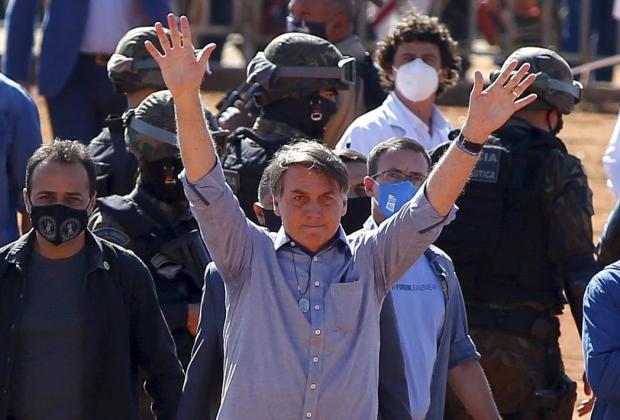Asosiasi Pers Brasil Gugat Kecerobohan Presiden Jair Bolsonaro ke Mahkamah Agung