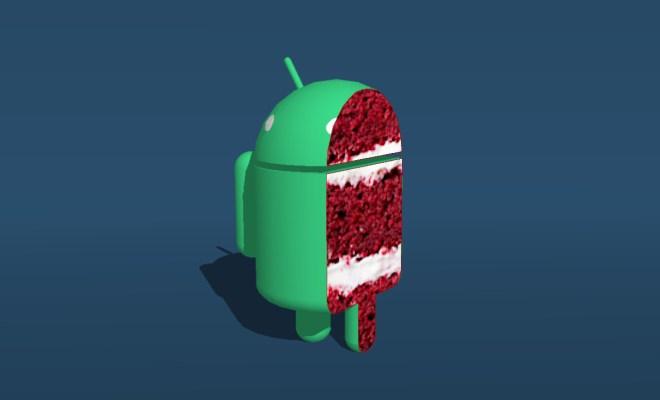 Benarkah Nama Anyar OS Android 11 'Red Velvet Cake' dan Apa Saja Fiturnya?