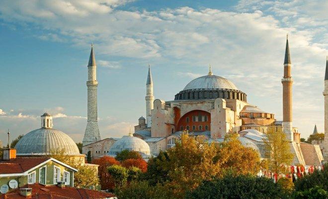 Erdogan Tolak Kecaman Dunia Internasional atas Keputusannya Ubah Hagia Sophia Jadi Masjid
