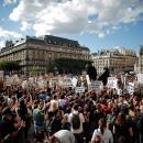 Ratusan Wanita Protes Pengangkatan Terduga Pemerkosa sebagai Menteri di Prancis