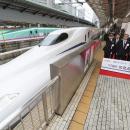 Jepang Luncurkan Kereta Shinkansen N700S, Pecahkan Rekor Kecepatan dan Tahan Gempa Bumi