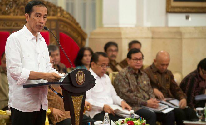 Jokowi Kesal, 10 Jenderal ini Ikut Kena Damprat Saat Sidang Kabinet Paripurna