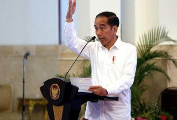 Jokowi Kembali Ungkapkan Kejengkelannya Soal Kinerja Menteri, Kali ini Prabowo, Nadiem dan Kapolri Kena Sentil