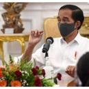 Jokowi: Tak Pakai Masker Kena Denda!