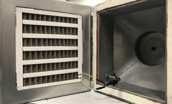 Ilmuwan Ciptakan Filter Udara yang Diklaim Mampu Bunuh Virus Corona