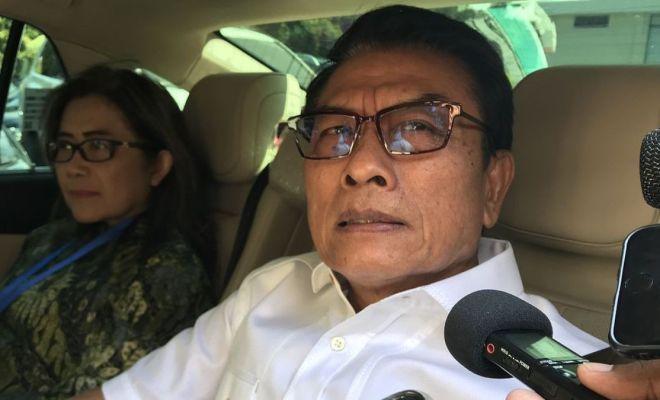 Moeldoko Beberkan 18 Lembaga Negara yang Akan Dibubarkan Jokowi