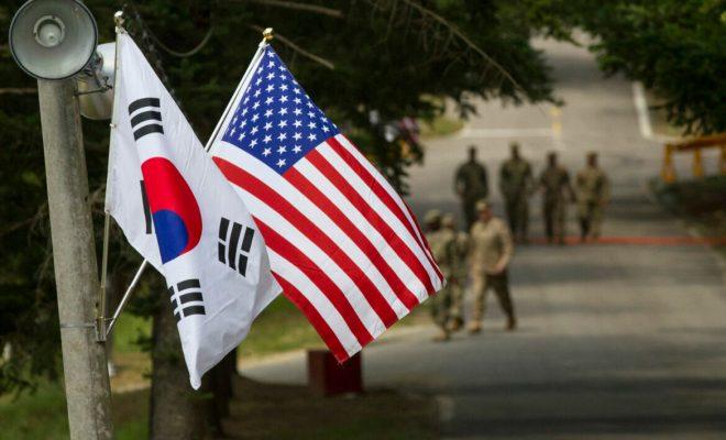 Ketat, Korea Selatan Wajibkan Tentara AS Lakukan Tes Corona Sebelum Masuki Negara itu