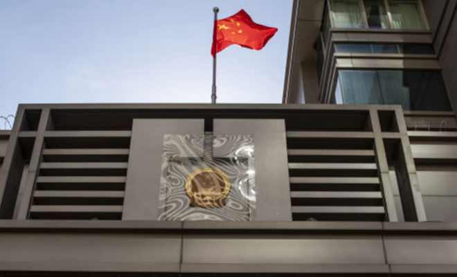 Klaim Lindungi Hak Intelektual, AS Tutup Konsulat China di Houston