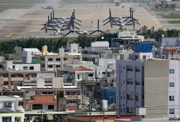 Lusinan Marinir AS di Jepang Terinfeksi Virus Corona