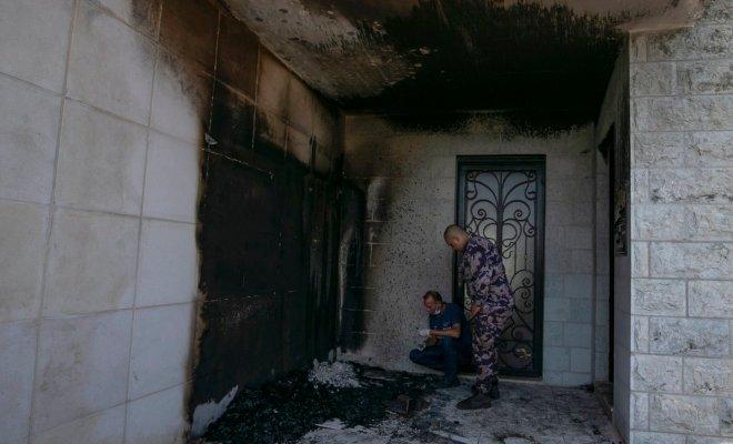 Masjid di Tepi Barat Dibakar, Pejabat Palestina: Pelakunya Pemukim Israel