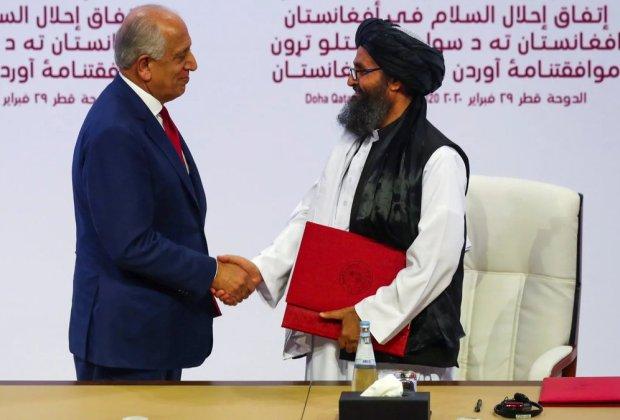 TIKTAK.ID - Taliban Janjikan Pembicaraan Damai dengan Afghanistan Bulan Depan