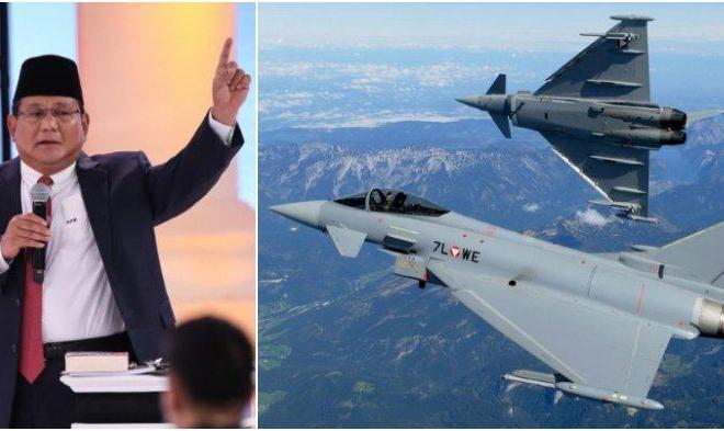 LIPI: Jet Tempur Bekas yang Akan Dibeli Prabowo Kualitasnya Rendah
