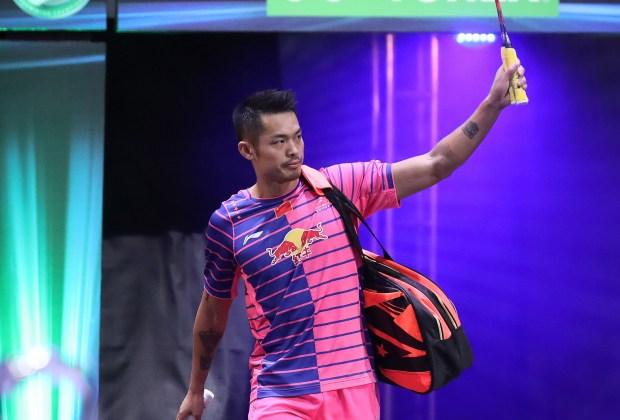 Putuskan 'Gantung Raket', Lin Dan Resmi Pensiun dari Timnas Badminton China