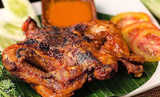 Resep Ayam Bakar Taliwang Pedas Khas Lombok