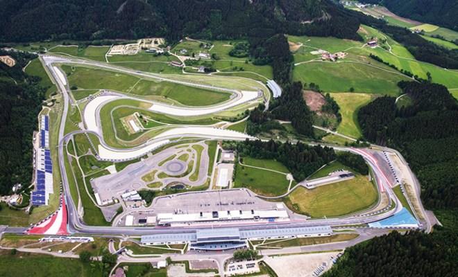 Sirkuit Red Bull Ring, Arena Balapan F1 Penuh Sejarah