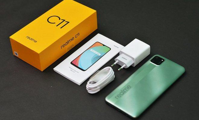 Spesifikasi Komplit Realme C11, Ponsel Gaming Harga 'Miring'