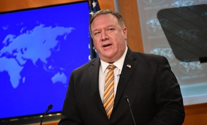 Pompeo Ajak Sekutu AS di Seluruh Dunia Bersatu Melawan China