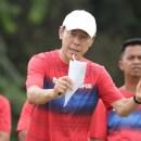 Shin Tae Yong Terapkan Protokol Kesehatan Ketat untuk Timnas Indonesia