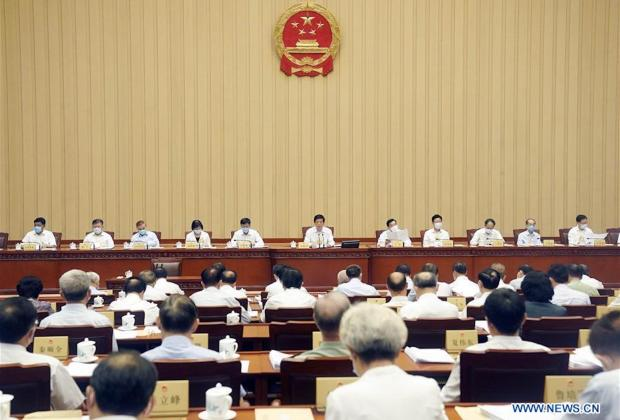 Beijing Sebut UU Keamanan adalah Hadiah Ulang Tahun ke-23 Hong Kong