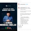 Lewat Video 'Sangar' ini, Amien Rais Singgung Mentalitas 'Koncoisme' Rezim Jokowi