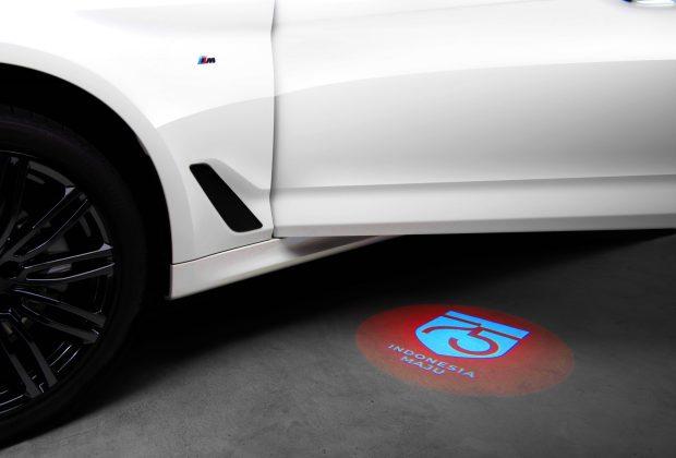 BMW Rilis Sedan Premium Berlogo Indonesia Maju