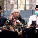 TIKTAK.ID - Akun @OpiniDin Unggah 'Cabut Mandat Rezim Jokowi', Din Syamsuddin: Akun Saya di-Hack