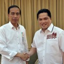 Erick Thohir Puji Terobosan Jokowi Soal Investasi